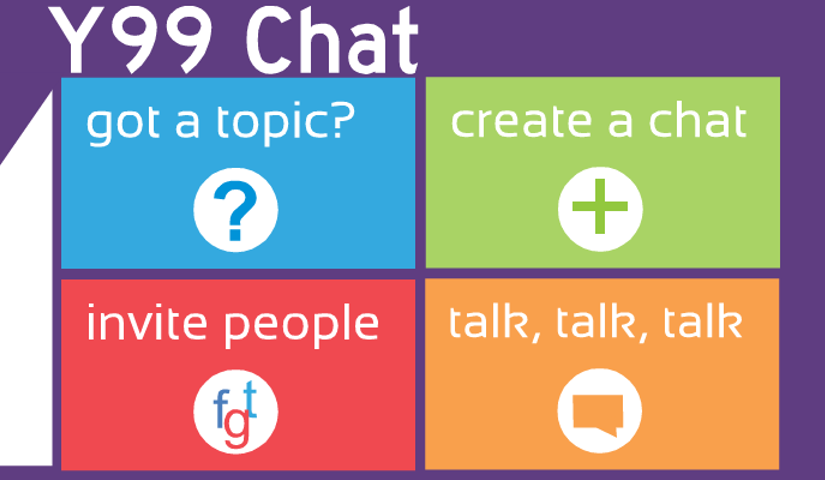 Create your own chat room