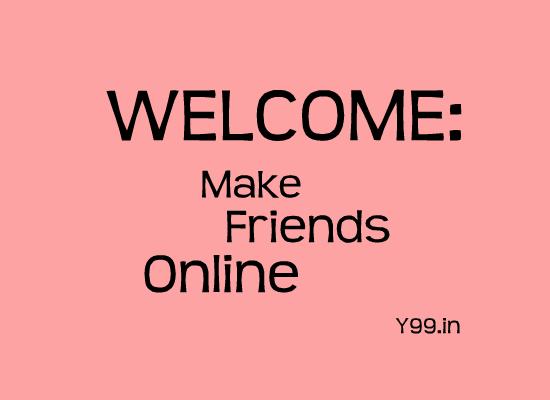 make friends online